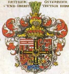 Coat of arms of the Teutonic order